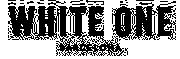 white-one-w1-logo